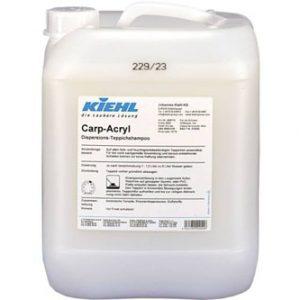 Szőnyegtisztító sampon gépi felhasználásra KIEHL Carp-acryl 10L