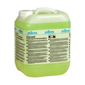 Erősen lúgos tisztítószer mikroporózus padlólapok tisztítására, KIEHL Corvett 10L
