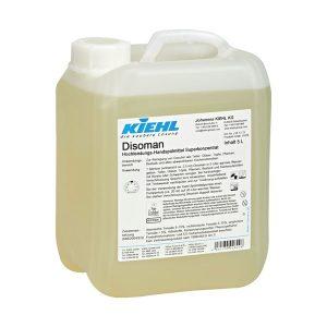 olyékony, pH-semlege,s intenzív, kézi mosogatószer, KIEHL Disoman 5L