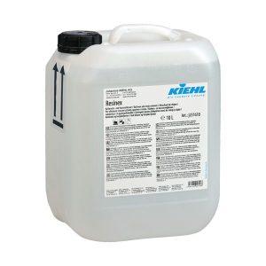 Oldószertartalmú tisztítószer, minden oldószernek ellenálló padlóburkolatra és felületre. KIEHL Resinex 10L