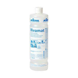Tisztítószer, KIEHL Rivamat 1L, erős tisztító hatású, gyorsan száradó