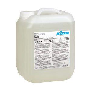 Tisztítószer, KIEHL Rivas 10L, Gyorsan száradó, tenzidmentes, erős tisztítóhatású, általánosan felhasználható tisztítószer.