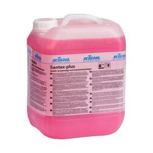 Szaniter, mosdó, WC tisztítószer KIEHL Santex-plus 10L