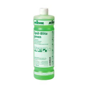 Mosogatószer, zsíroldó edénymosogató szer, KIEHL Spül-blitz green 1L