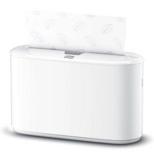 TORK Papír kéztörlő adagoló, pultra, fehér
