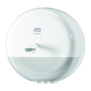 Fali, tekercses wc papír adagoló mosdóhelyiségekbe, TORK SmartOne