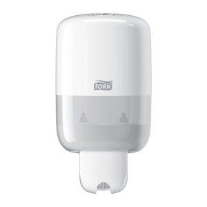 Tork folyékony szappan adagoló, fehér, fali