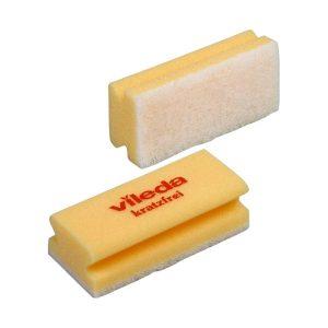 Takarító, mosogatószivacs VILEDA Non-Scratch, sárga