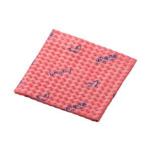 VILEDA - Breazy piros, újrahasználható törlőkendő - 161611