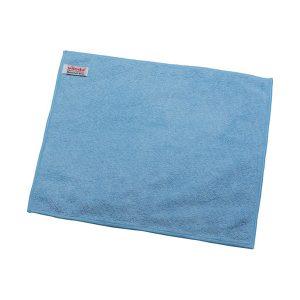 Mikroszálas törlőkendő, tisztítókendő, Vileda MicroTuff Base kék