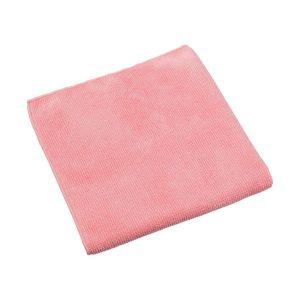 Törlőkendő VILEDA MicroTuff Plus, piros,