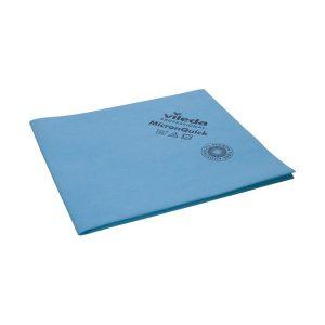 Törlőkendő, tisztítókendő Vileda MicronQuick, kék