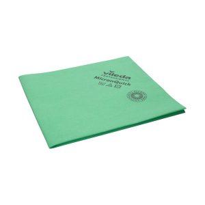 VILEDA - Takarítókendő, tisztítókendő MicronQuick, zöld