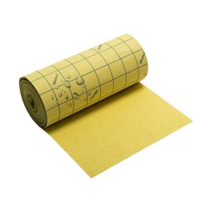 Szivacskendő, törlőkendő, VILEDA Quick n Dry tekercs, sárga