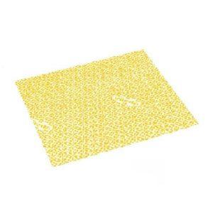 Mosható, antibakteriális törlőkendő , VILEDA WiPro, sárga