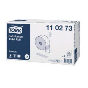 Toalettpapír tekercs Prémium Jumbo soft – T1 TORK – 110273