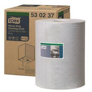 Ipari törlőkendő, tisztítókendő, tekercses, TORK