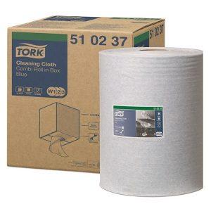 Tekercses, újrahasználható tisztítókendő, Tork