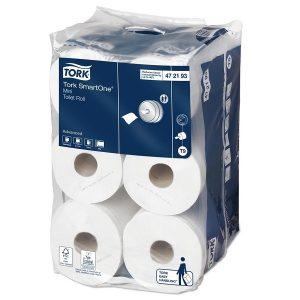 Toalettpapír csomag fali adagolóba