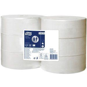 Tekercses, nagyméretű toalettpapír csomag