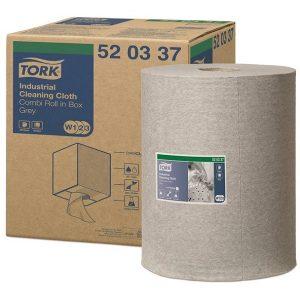 Tekercses, újrahasználható, tekercses törlőkendő, Tork