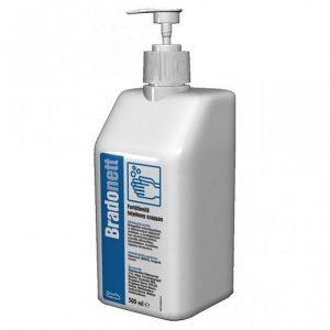 Fertőtlenítő folyékony szappan, Bradonett 500ml