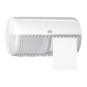 WC papír adagoló, fehér, TORK
