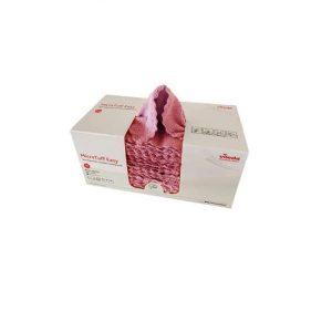 Mikroszálas törlőkendő, piros, VILEDA