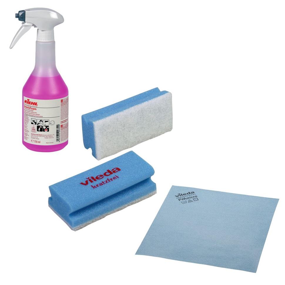 fürdőszobai vízkőmentesítő csomag